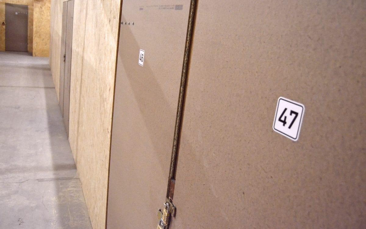 Lagerräume